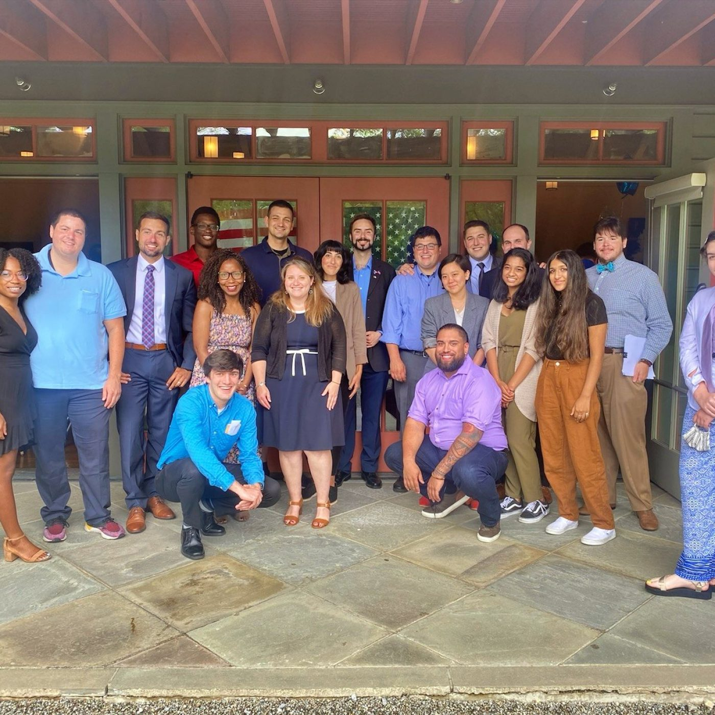 Dutchess County Young Democrats Group Photo